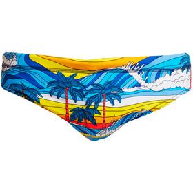 Funky Trunks Eco Classic Slip de bain Homme, beach bum
